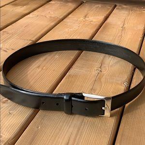 Other - Genuine Italian Leather Belt, Men's 34